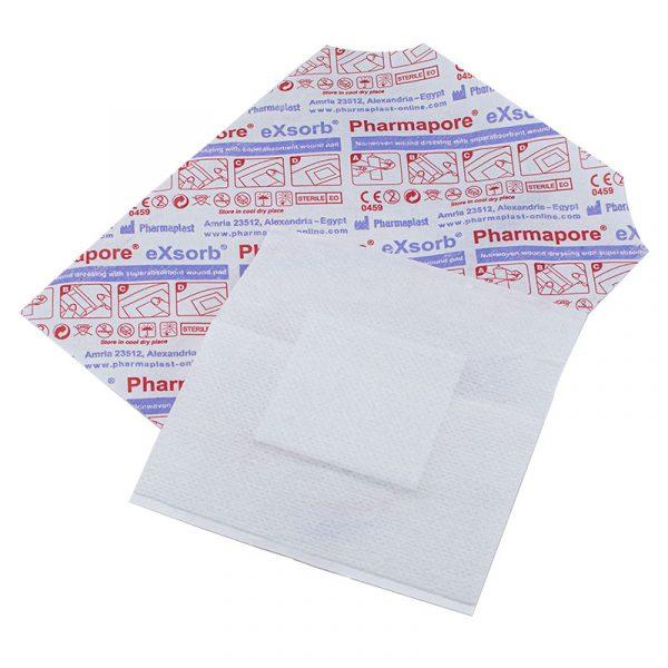 Pharmapore eXsorb - Gasa Adhesiva
