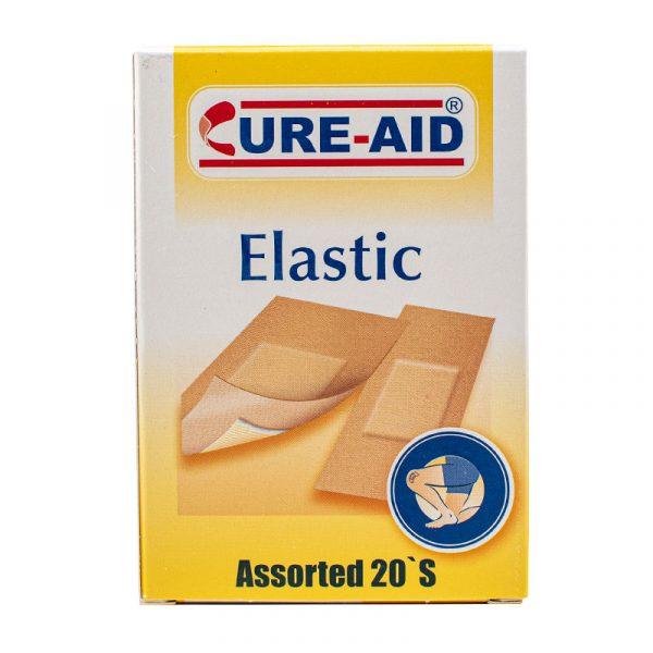 Cure Aid - Elastic - Curitas elásticas variadas