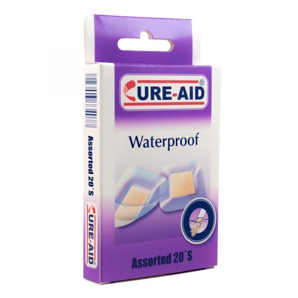 Cure Aid - Waterproof - Curitas Impermeables