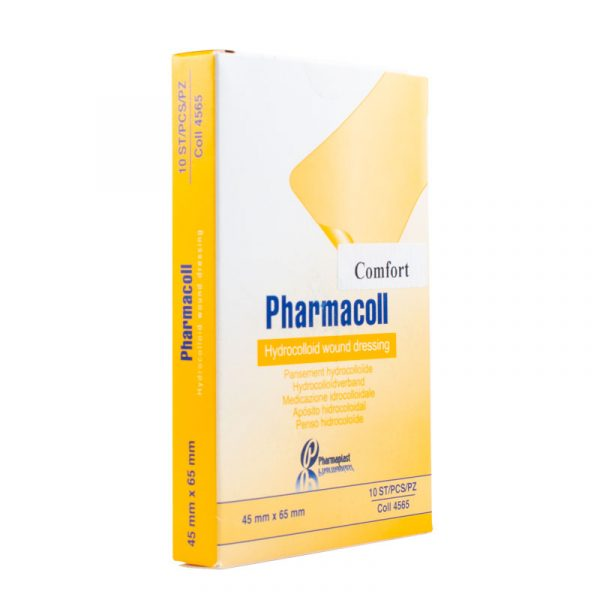 Pharmacoll Comfort - Parche Pharmacoll Hidrocoloide