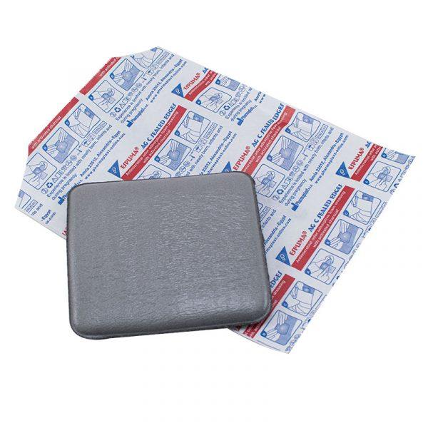 Espuma AG C Sealed Edges - Parche superfoam esponja con carbón y plata