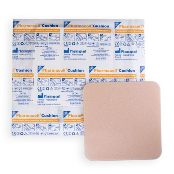 Pharmacoll Cushion - Parche Pharmacoll hidrocoloide grueso