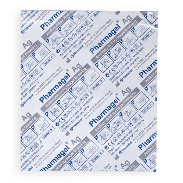 Pharmagel Ag - Parche Hidrogel con plata