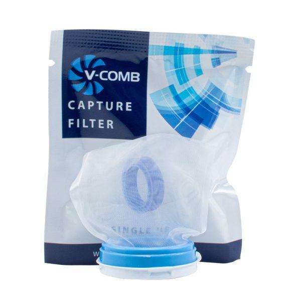 V-comb Capture Filter - Filtros capturadores de piojos