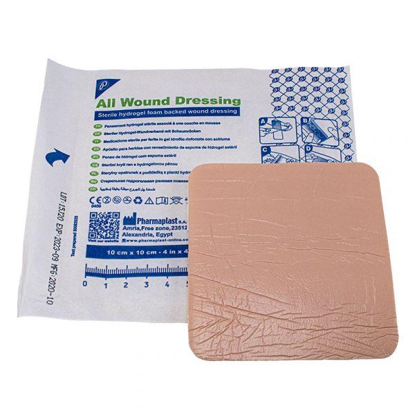 All Wound Dressing - Parche esponja para todo tipo de heridas
