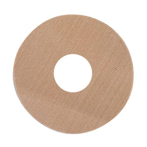 Oleeva - Banda de silicón reutilizable para cicatrices de seno (forma areola)