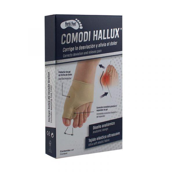 Comodi Hallux - Protector y corrector de juantes (Hallux Valgus)