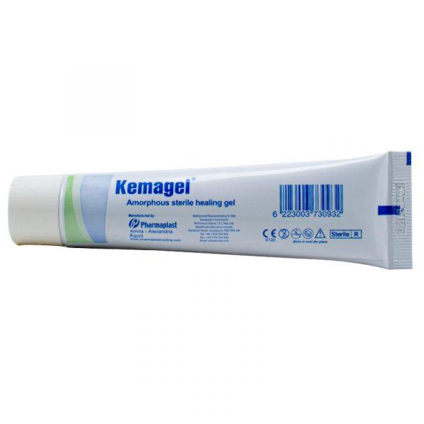 Kemagel Ag - Gel Hidrocoloide Con Plata