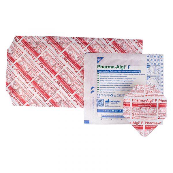 Pharma-algi F - Parche De Fibra De Alginato De Calcio