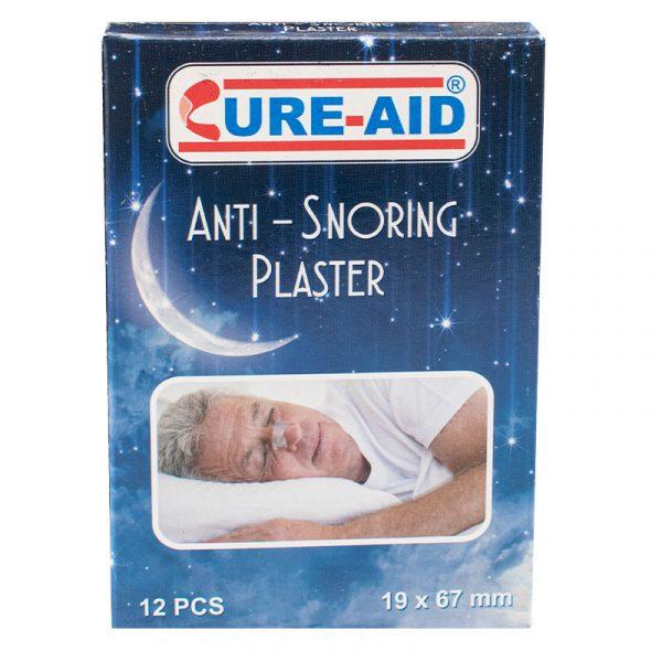 Cure Aid - Anti-snoring Plaster - Curitas Anti-ronquidos