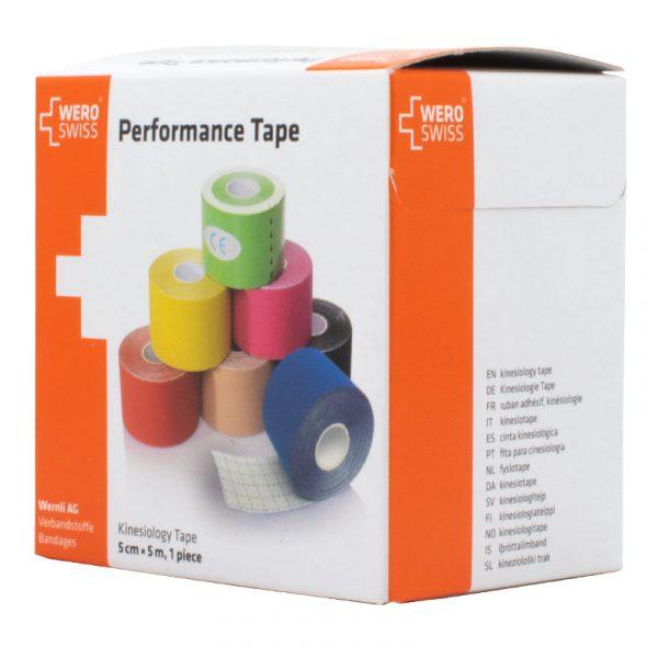 Performance Tape - Vendaje Elástico Kinesiológico