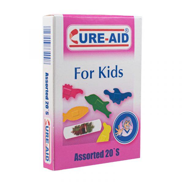 Cure Aid - for Kids - Curitas De Figuritas Para Niños